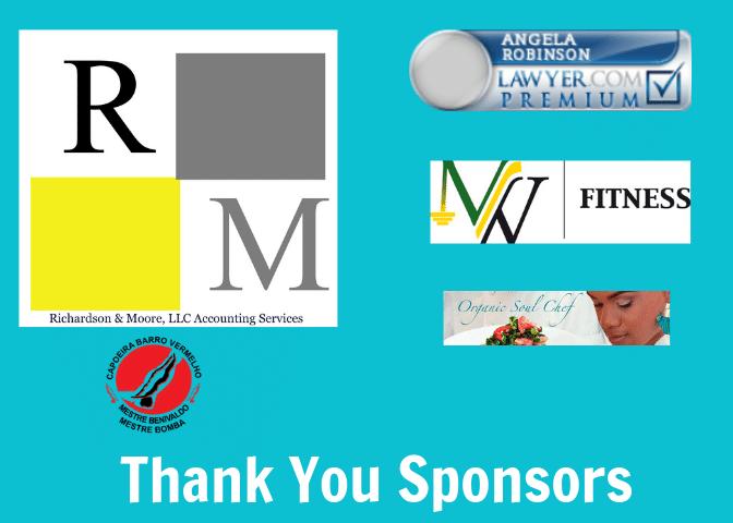 We appreciate our sponsors