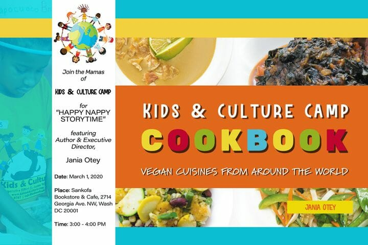 Free Cooking Demo & Storytime March 1, 2020